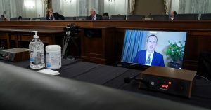 Disinformation Hearing: Live Updates - The New York Times