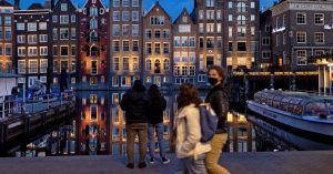 In Empty Amsterdam, Reconsidering Tourism