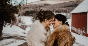 Weddings: They Got Lost in the Woods Together