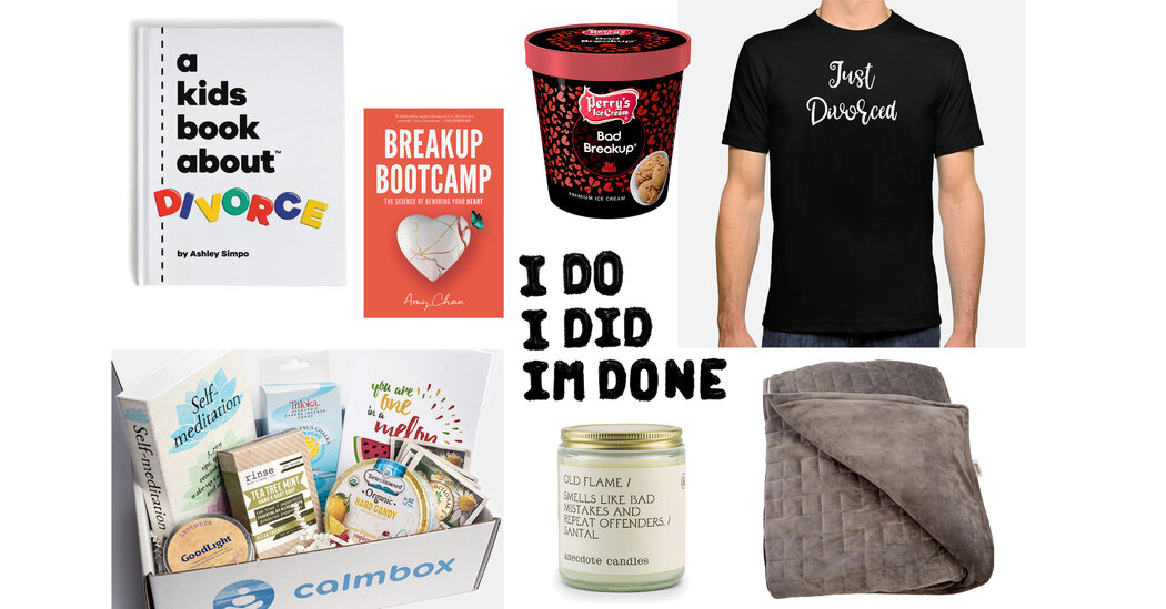 8 Breakup Gifts That Soothe and Celebrate