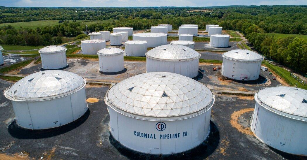 Pipeline Shutdown May Last for Several Days