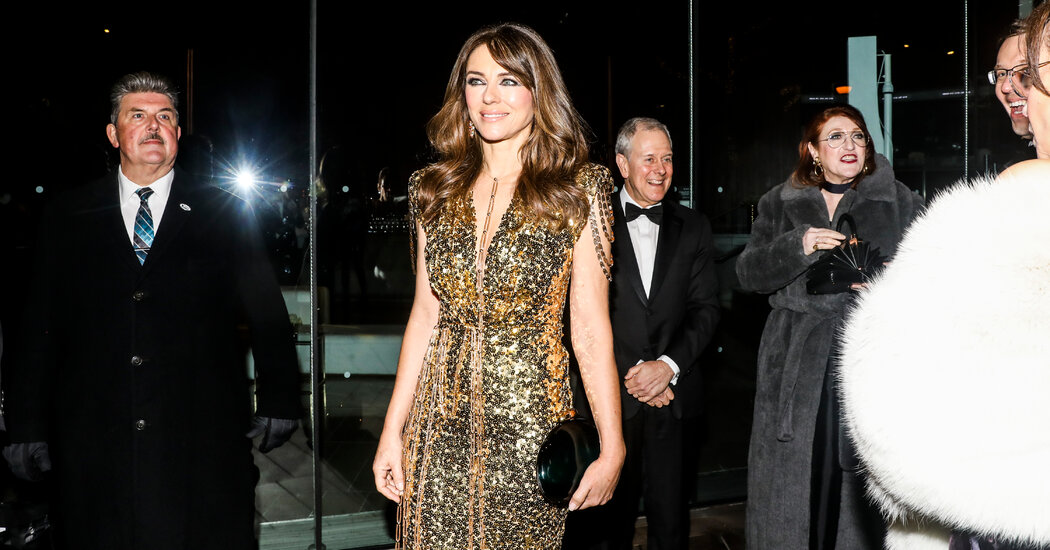 Elizabeth Hurley Talks About Comedy and Swimsuits