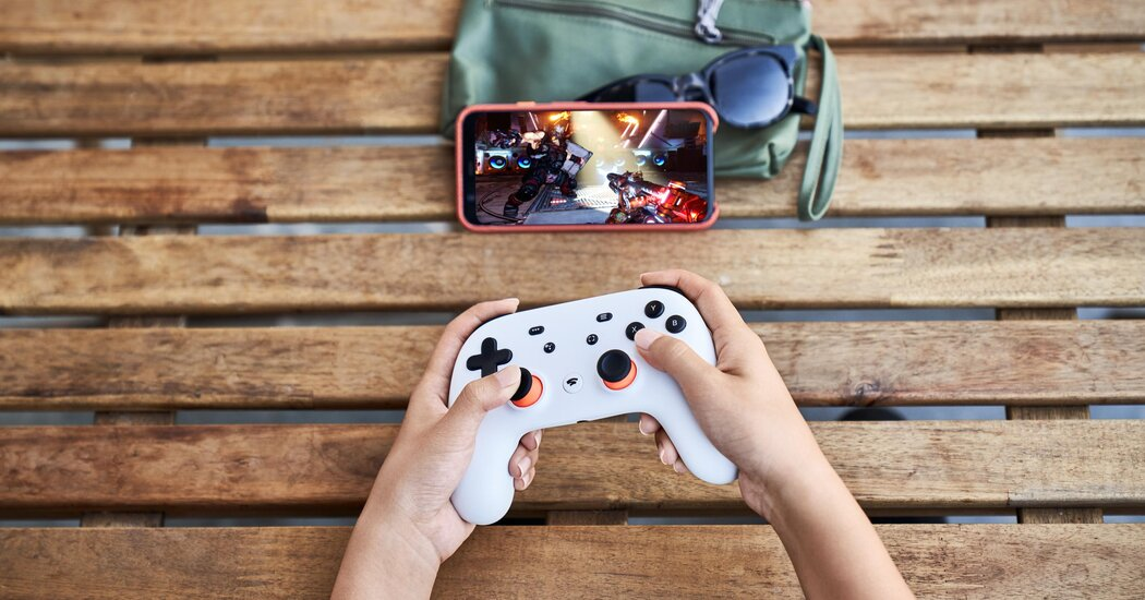 'Crucial Time' for Cloud Gaming, Which Wants to Change How You Play