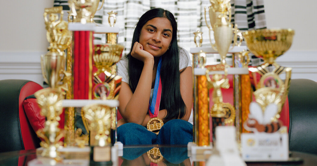 How Indian Americans Came to Love the Spelling Bee