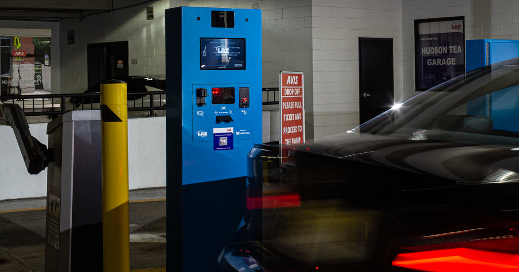 The Parking Garage of the Future