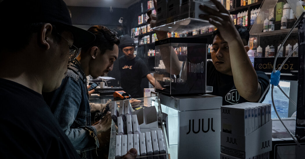 Juul Is Fighting to Keep Its E-Cigarettes on the U.S. Market